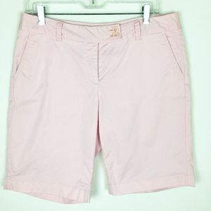 Vineyard Vines Soft Pink Bremuda Shorts size 10